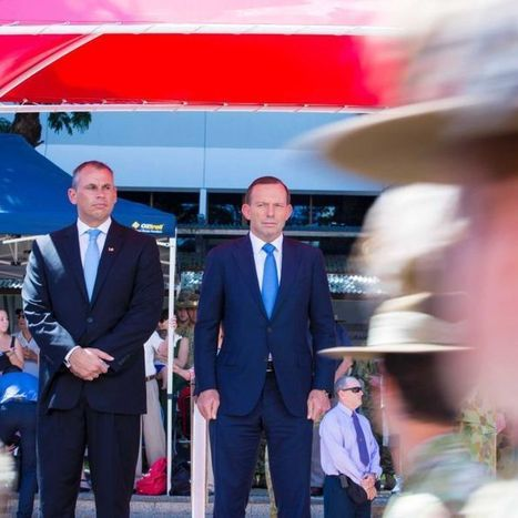 Welcome home parade marks end of Australia's active involvement in Afghanistan - ABC Local   Sara's OHS Quest   Scoop.it