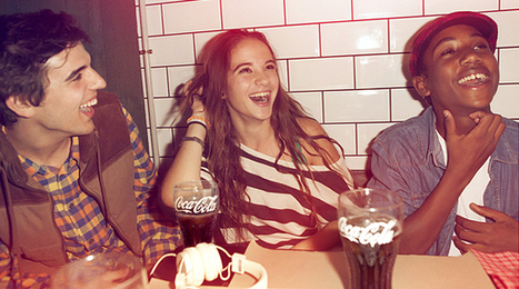 Coca-Cola and Spotify Launch Groundbreaking Social Music App   promotion, marketing   Scoop.it