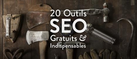 20 Autres Outils SEO Gratuits et Indispensables | SEO | Scoop.it