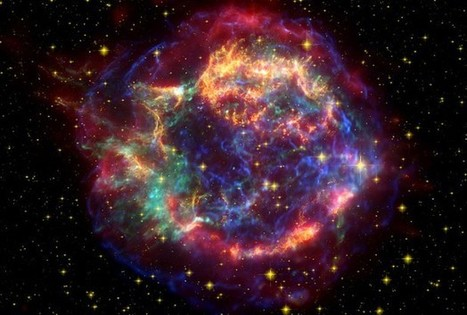 NuSTAR To Help Scientists Solve Supernova Explosion Mystery - RedOrbit | Interesting Things for a Teenager | Scoop.it