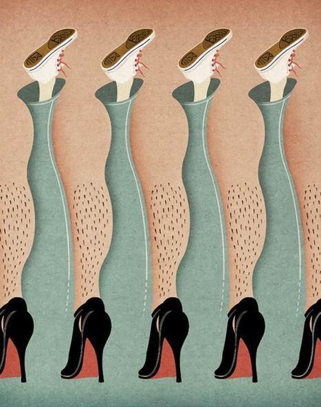Les illustrations satiriques de Kai Ti Hsu | Un peu de tout et de rien ... | Scoop.it