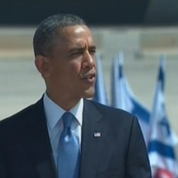 Full text of Obama's speech on arrival in Israel | Jewish Education Around the World | Scoop.it
