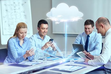 L'impact du Cloud sur les entreprises (infographie) - Silicon.fr - Silicon | Cloud au Benelux (et ailleurs ...) | Scoop.it