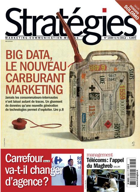 Au sommaire de Stratégies du 6 septembre 2012 | DocPresseESJ | Scoop.it