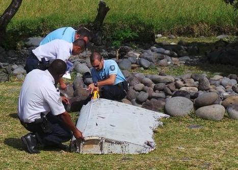 Se confirma con resto hallado del MH370 la teoría del rumbo hacia la base USA de Diego García | La R-Evolución de ARMAK | Scoop.it