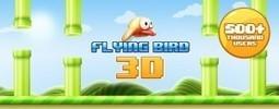 Flappy Bird Online! Flying Bird 3D | App Development | Scoop.it