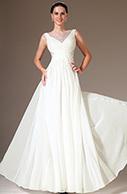 [EUR 149,99] eDressit 2014 New Beaded Sheer Top A-Line Wedding Dress (01140907)   eDressit 2014 Nouveauté Magnifique Robe de Soirée en tendance   Scoop.it