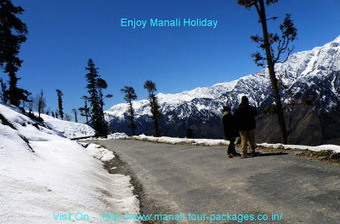 Manali Holiday Packages | Manali Volvo Packages | Scoop.it