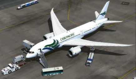 FS2004/FSX - Cebu Pacific Boeing 787-800   FSX   Scoop.it