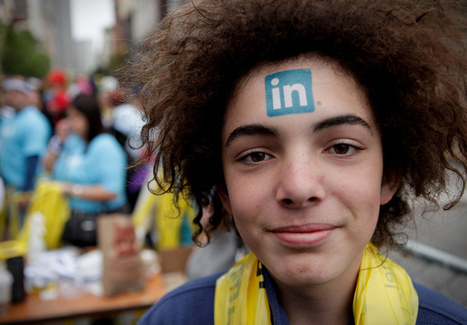 LinkedIn for teens: how young is too young for a personal brand? | All About LinkedIn | Scoop.it