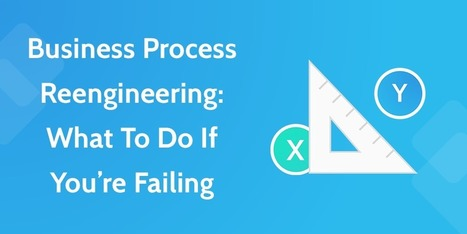Business Process Reengineering: What to Do If Your Business Is Failing   Business Intelligence   Scoop.it