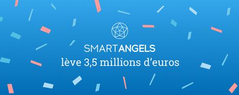 SmartAngels lève 3,5 millions d'euros ! | Crowdfunding, Peer-to-peer lending | Scoop.it