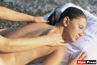 Les bonnes techniques pour un massage de dos - Linfo.re | Salle de bains | Scoop.it