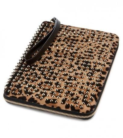 Un étui iPad signé Christian Louboutin - Tablette Tactile | Digital Luxury Chronicles | Scoop.it
