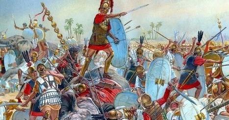 La batalla de los llanos del Bagradas | LVDVS CHIRONIS 3.0 | Scoop.it