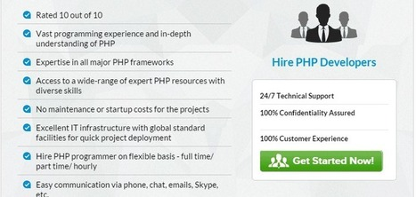 Hire PHP Developer from India | Web Development & Designing | Scoop.it