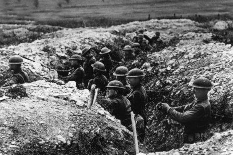 The Pointless Great War - Daily Beast | English | Scoop.it