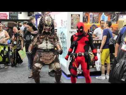Deadpool vs Comic-Con 2012 | Best Videos On YouTube | Scoop.it