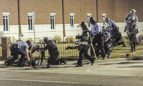Ferguson Shootings: Michael Brown's Parents Condemn Shootings of Police | If Guns Could Speak | Scoop.it