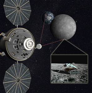 NASA may soon unveil new manned moon missions | Complex Insight  - Understanding our world | Scoop.it