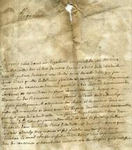 Site web des Archives départementales du Cantal - musardises - documents du mois - Théâtre de rue à Salers en 1702 - Théâtre de rue à Salers en 1702 | GenealoNet | Scoop.it