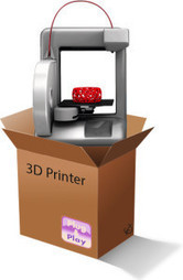 www.fablabpisa.org   3D printer plug and play!   Science - public communication&understanding   Scoop.it