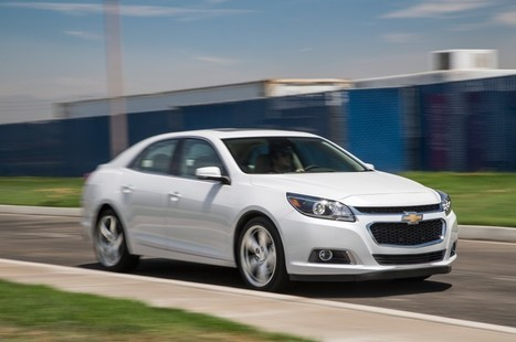 2015 Chevy Malibu and Its Rivals | otoDriving | otoDriving - Future Cars | Scoop.it