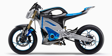 Yamaha's Exquisite Electric Motorcycles Will Soon Hit the Streets   Autopia   WIRED   SaskPower Strategic Corporate Development   Scoop.it