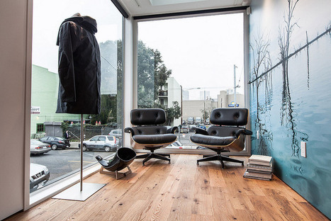 AETHER opens an airy new shop in San Francisco made entirely of shipping containers   Media Technologies   Scoop.it