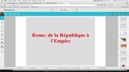 The learnia: vos capsules vidéo en toute simplicité – Le coutelas de Ticeman | le foyer de Ticeman | Scoop.it