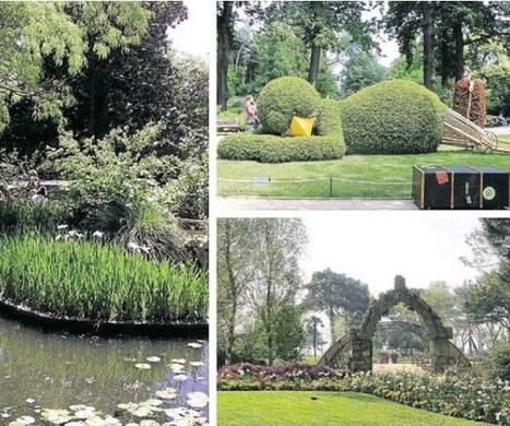 Pays de Loire - L'extravagant Jardin des Plantes de Nantes | Merveilles - Marvels | Scoop.it