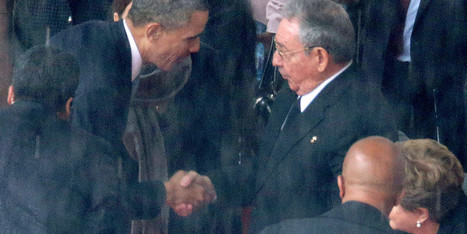 Here's Why The Obama-Castro Handshake Means Nothing | Business Video Directory | Scoop.it