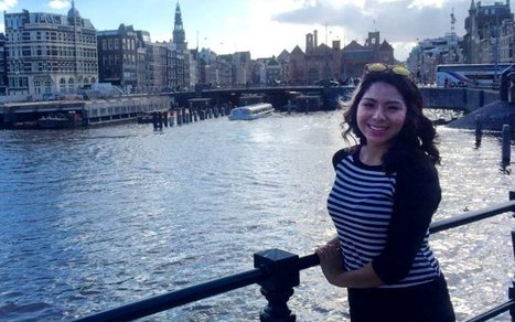 Nohemi Gonzalez: A Bright Light Killed By ISIS | Grief and Loss | Scoop.it