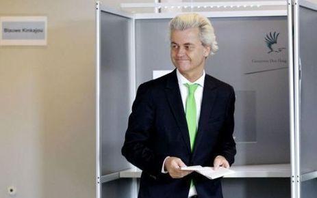 Européennes aux Pays-Bas : le parti de Wilders, allié du FN, en échec | Mediapeps | Scoop.it