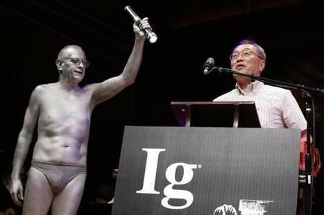 Gakket forskning hædres: Rottebukser, løgnhalse og en mand som har levet som ged | Creative Innovation | Scoop.it