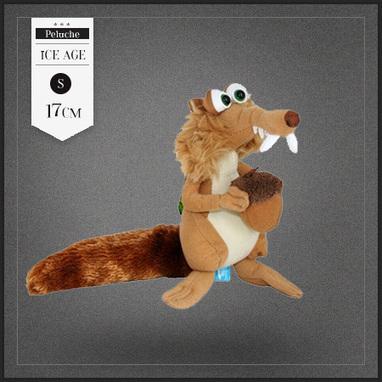 Peluche Scrat animal écureuil 17cm | Boutique Muku | Scoop.it