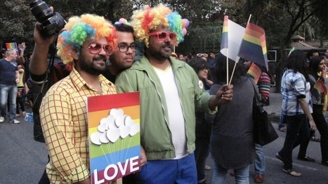 Delhi's LGBT Pride parade shows what a difference a decade can make in India - Public Radio International | LGBT Times | Scoop.it