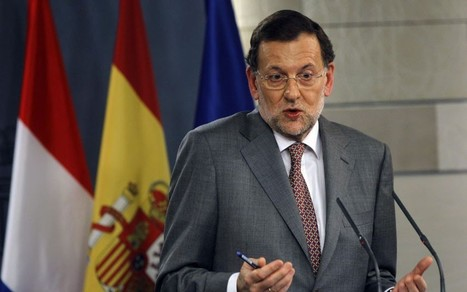 Debt crisis: Spain 'to request aid for banks this weekend' - Telegraph.co.uk | Cash Flow Management | Scoop.it