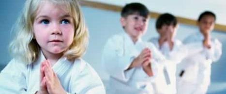 les jeunes karatékas en vacances: reprise en douceur. |Sensei du web | Karate daily | Scoop.it