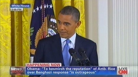 Obama under pressure at UN global warming summit to show he is ... | Soft Power | Scoop.it