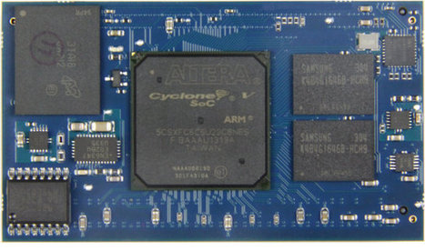 DENX MCV Systems-on-Module Feature Altera Cyclone V SX FPGA + ARM SoC | Embedded Systems News | Scoop.it