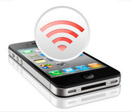 How to Make or Turn your iPhone into a WiFi Hotspot - HowHut | HowHut | Scoop.it