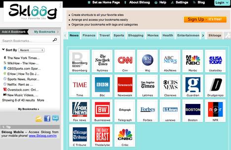 Skloog.com - Visual bookmarking made easy   TICs for RedeTELGalicia   Scoop.it