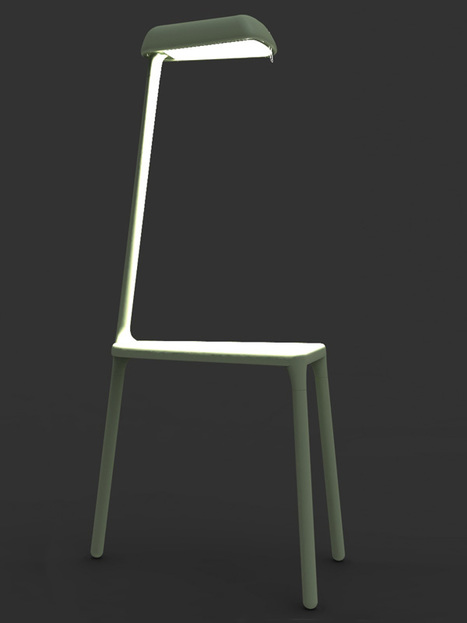 PAL Lamp + Table Design by Maria Pitallano | Homing In | Scoop.it