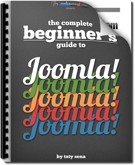 The Complete Beginners Guide To Joomla | Greek Education | Scoop.it