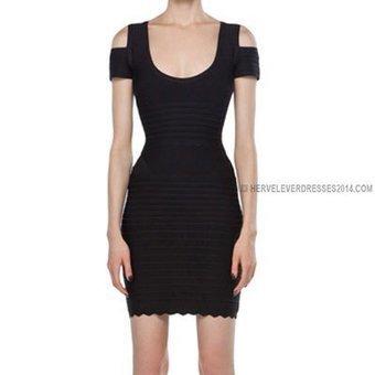 Herve Leger Cutout Shoulder Black Bandage Dresses Sale [Herve Leger Cutout Shoulder Dresses] - $175.00 : Cheap Herve Leger Dresses 2014 with Discount Price   herve leger dresses   Scoop.it