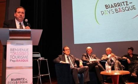 Biarritz  l'Impériale ,et le Pays basque, deviennent universels | BABinfo Pays Basque | Scoop.it