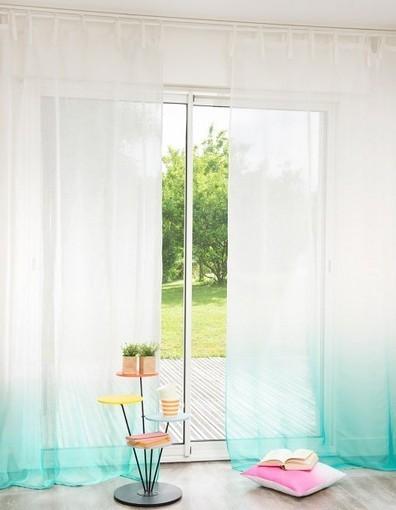 L'inspiration déco : les rideaux tie and dye - Elle | Estibalitz-64 | Scoop.it