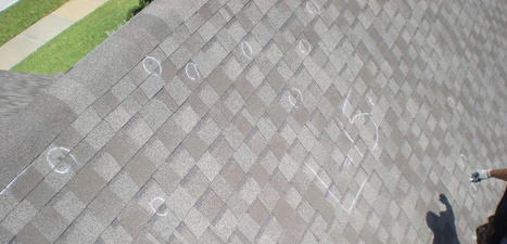 Filing an Insurance Claim for Hail Damaged Roofs | Commercial Roofing in Dallas | Scoop.it