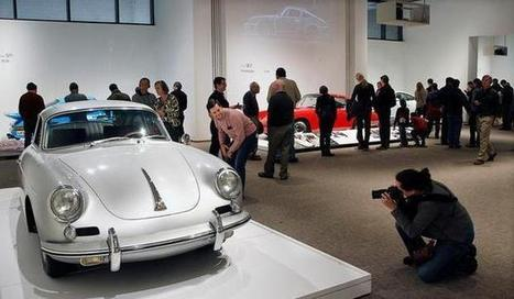 Wall Street, A Texan & A Thief: Porsche Exhibit At NCMA | Curation Revolution | Scoop.it